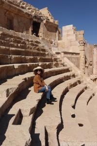 Jerash South Theatre