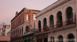 Havana balconies
