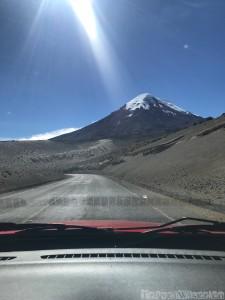 Ecuador road trip Chimborazo volcano