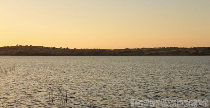 Nhambavale Lake view