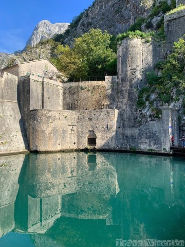 Kotor fortified town, Montenegro