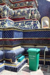 Wat Pho clean