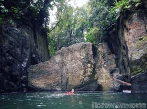 The Three Pools Trinidad