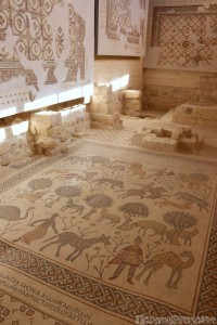 Moses Memorial Church mosaics Mount Nebo
