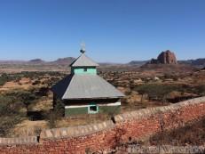 Church in Tigray Ethiopia