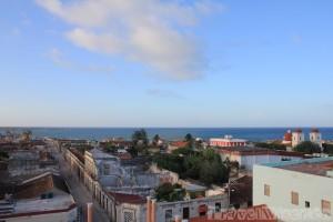 Hotel Ordono rooftop Gibara Cuba