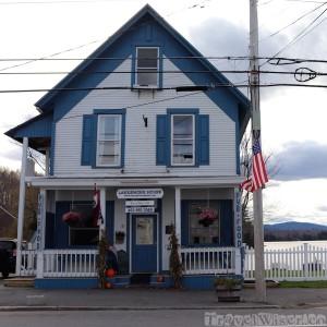 The Lakeshore House, Monson Maine