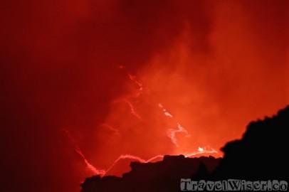 Erta Ale lava lake, Ethiopia