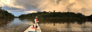 Rewa river boat trip, Guyana