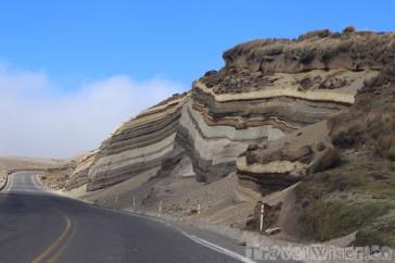 Reserva de Produccion Faunistica Chimborazo road