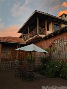 Hacienda la Jimenita Ecuador