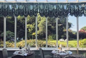 Cashel House dining room