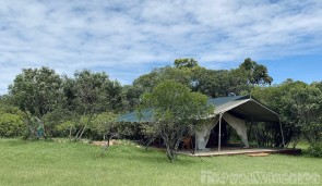 Saruni Wild tented camp Kenya