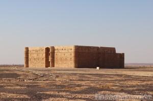 Qasr Kharana Jordan