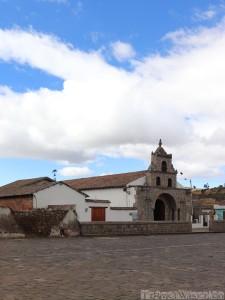 La Balbanera church, Colta