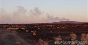 Erta Ale volcano, the smoking mountain